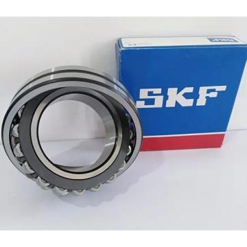 55 mm x 90 mm x 18 mm  SKF 7011 CB/HCP4A angular contact ball bearings