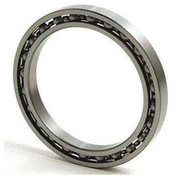 35 mm x 80 mm x 21 mm  NKE 6307-RS2 deep groove ball bearings