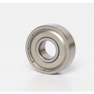 6,35 mm x 9,525 mm x 3,175 mm  ISB FR168ZZ deep groove ball bearings