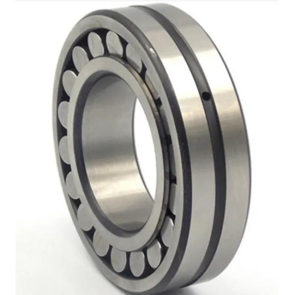 90 mm x 190 mm x 43 mm  NKE 6318-RSR deep groove ball bearings #2 image