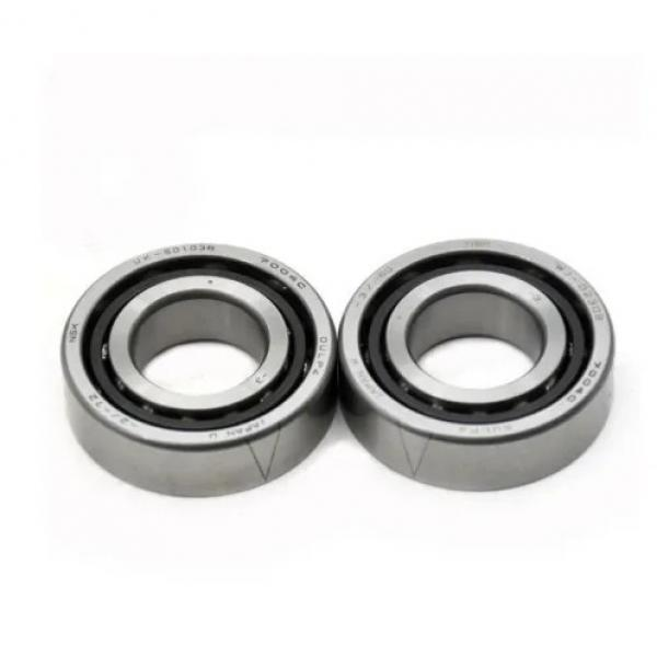75 mm x 130 mm x 25 mm  NACHI 7215CDF angular contact ball bearings #3 image