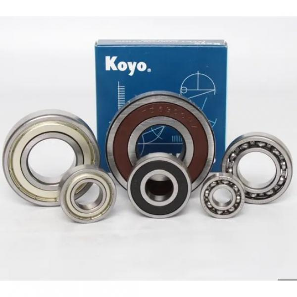 95 mm x 170 mm x 32 mm  NACHI 7219CDB angular contact ball bearings #1 image