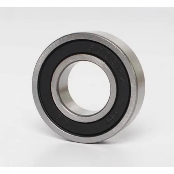 220 mm x 400 mm x 65 mm  NKE 7244-B-MP angular contact ball bearings #1 image